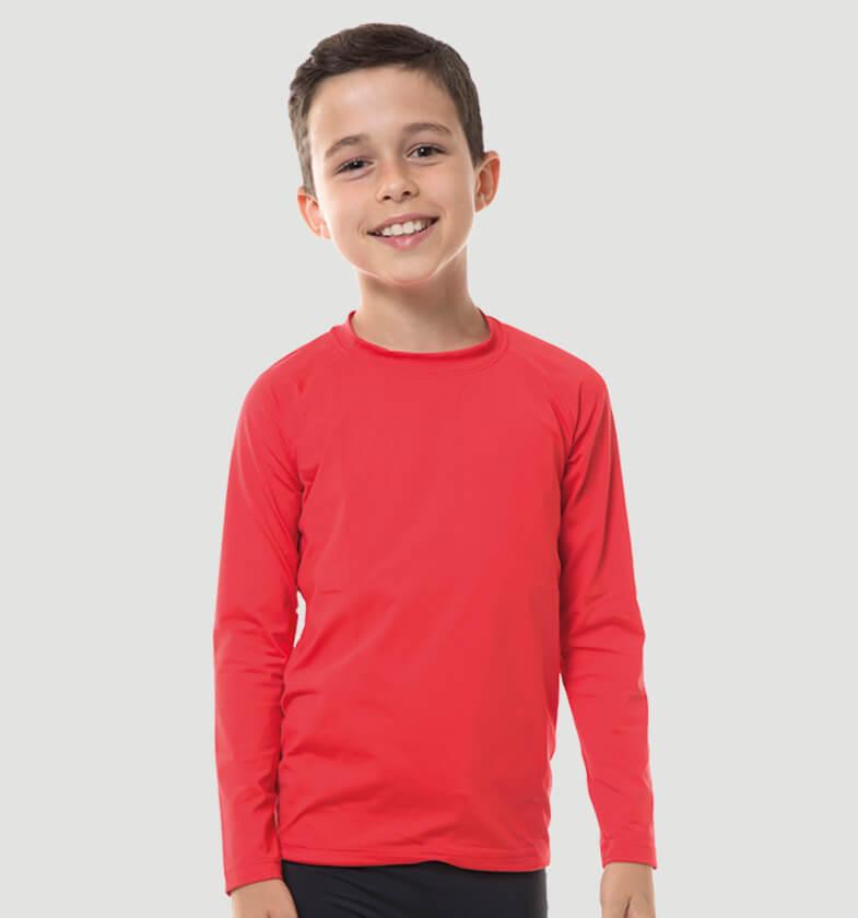 0aea46e399 Camiseta Uvpro Infantil - uvline