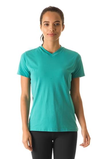 Camiseta com Proteção Solar Sport Fit Feminina UV.LINE - Pacífico 7ea870f5e74
