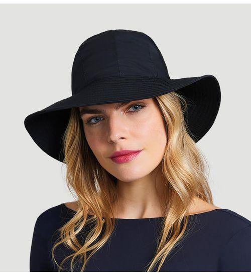 Chapéu com Proteção Solar San Remo UV.LINE- Preto 23f07b30bd2