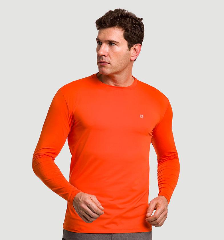 Camiseta Com Proteção Solar Masculina - uvline 09fd21f6e78