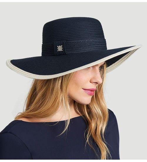 Chapéu Jurerê Bicolor com Proteção Solar UV.LINE 7334fe46f0c