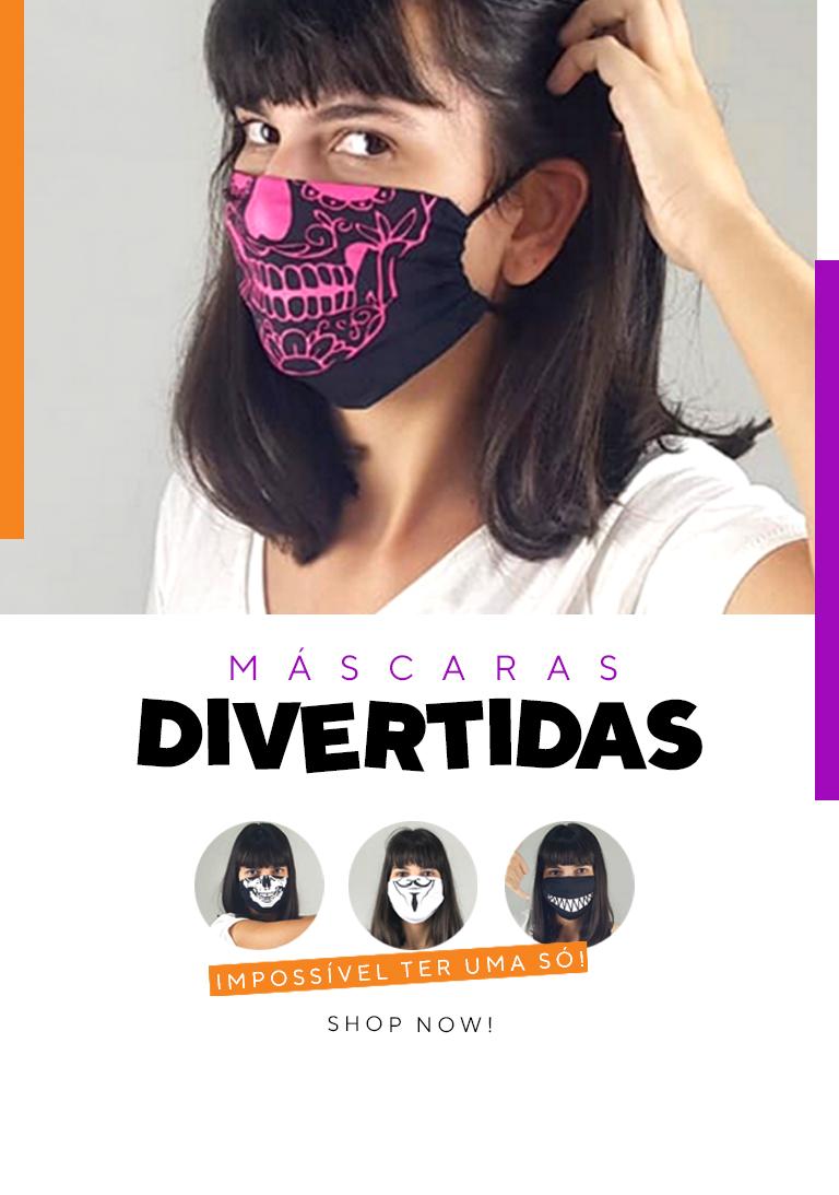 MASCARAS DIVERTIDAS
